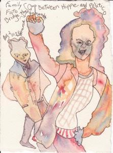 hippie and politico, bridging the gap between 001