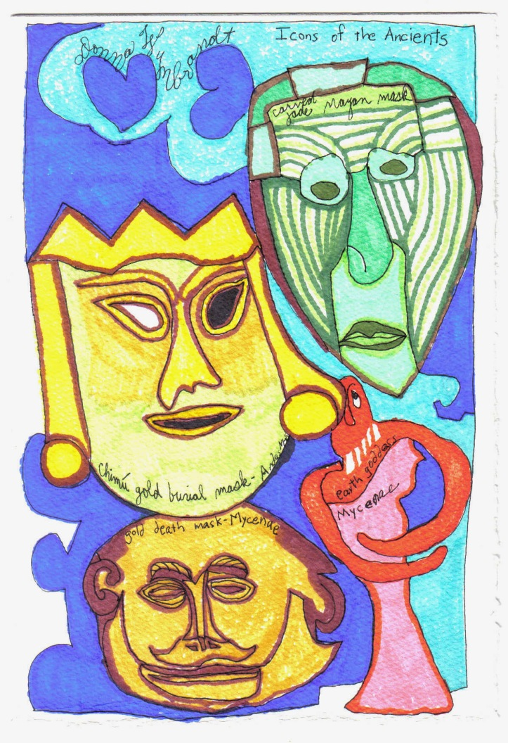 DHW Icons of the ancients